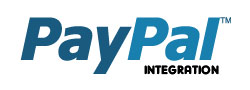 PayPal Integrated eCommerce Stores