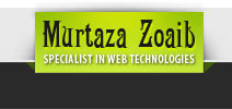 Murtaza Zoaib - Web Development & Designing, E-Commerce Solutions, Search Engine Optimization, Web-based Accounts Inventory Solutions, Internet Marketing, Graphics Designing, Content Writing, Blogs